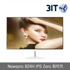 Newsync B24H IPS Zero 화이트