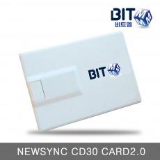 비트엠 NEWSYNC CD30 CARD2.0 16GB