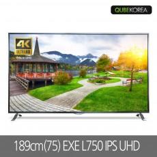 QUBE KOREA EXE L750 IPS UHD