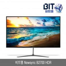 (리퍼비시) Newsync B2700 HDR