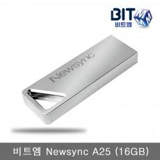 비트엠 Newsync A25 (16GB)